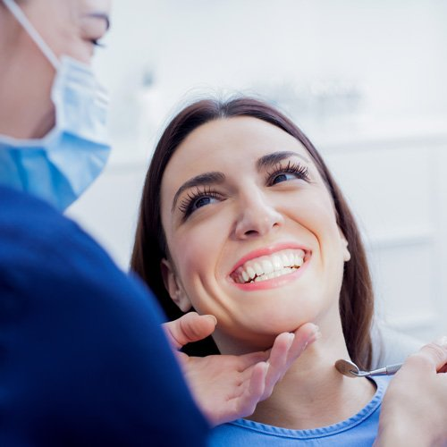 hygienist appointment